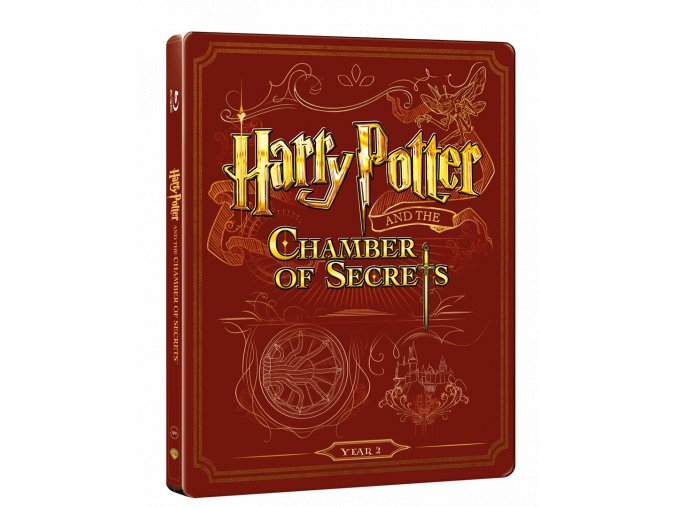 Harry Potter a Tajemná komnata  (Steelbook)