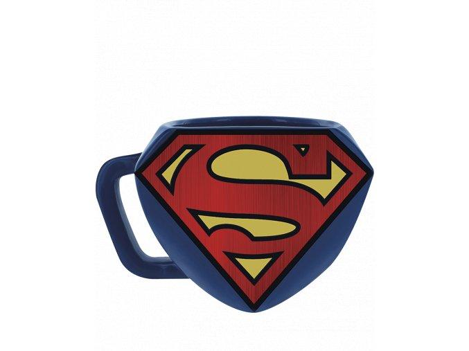 3D Hrnek DC Comics: Superman (350 ml)