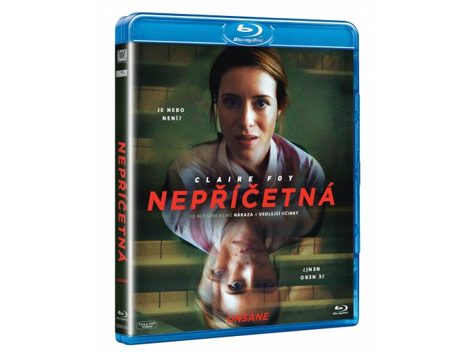 Nepříčetná (Blu-ray)