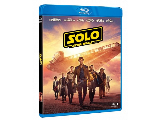 Solo: Star Wars Story (Blu-ray)