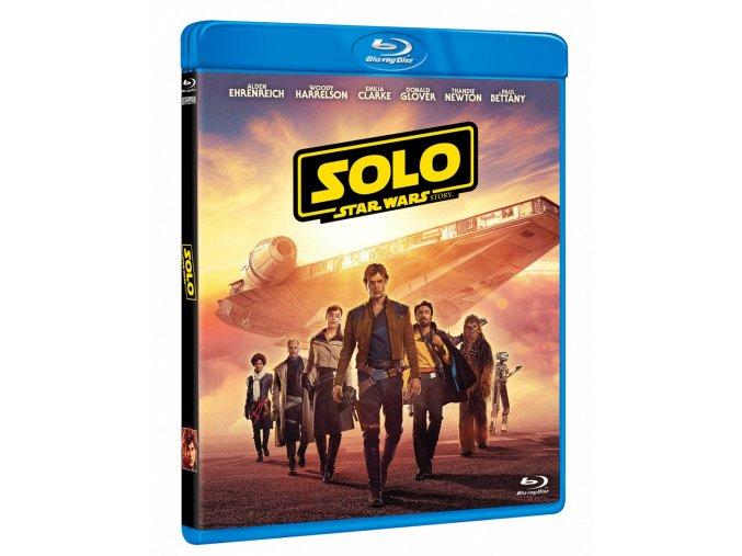 Solo: Star Wars Story (Blu-ray)