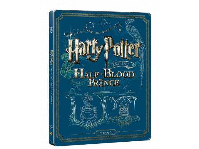 Harry Potter a Princ dvojí krve  (Steelbook)