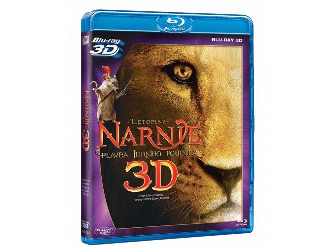 Letopisy Narnie: Plavba Jitřního poutníka (Blu-ray 3D/2D)