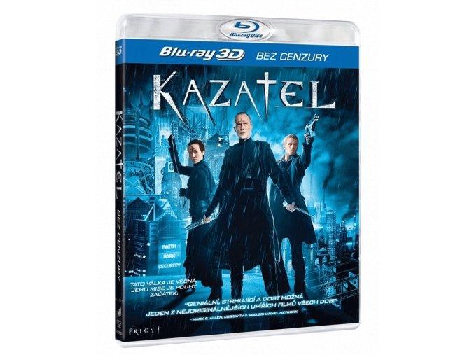 Kazatel (Blu-ray 3D/2D)