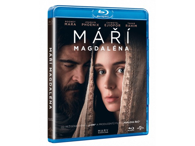 Máří Magdaléna (Blu-ray)