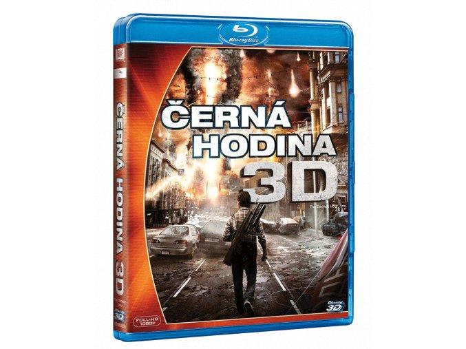 Černá hodina (Blu-ray 3D/2D)