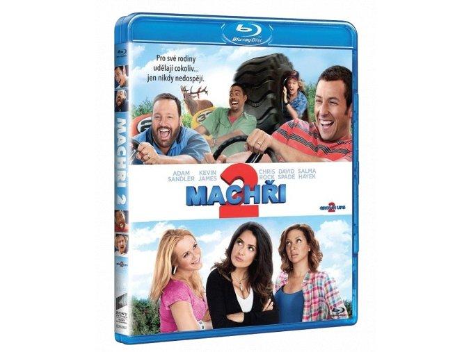 Machři 2 (Blu-ray)