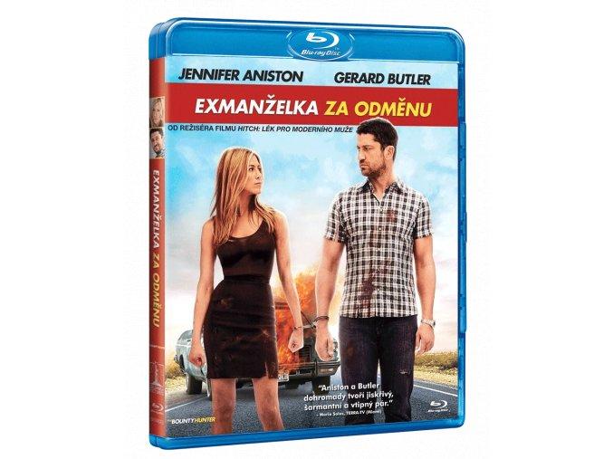 Exmanželka za odměnu (Blu-ray)