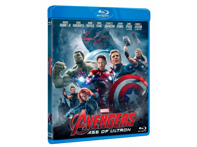 Avengers: Age of Ultron (Blu-ray)