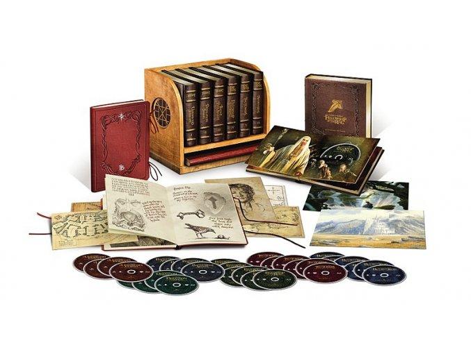 Kolekce Středozemě  (Sběratelská edice, rozšířené verze)