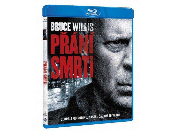 Přání smrti (Blu-ray)