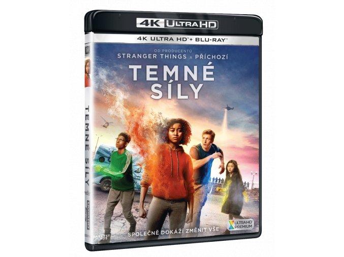 Temné síly (4k Ultra HD Blu-ray + Blu-ray)