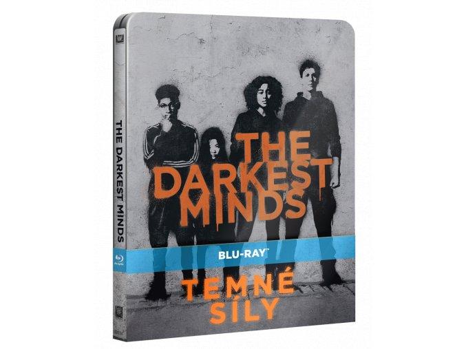 Temné síly (Blu-ray, steelbook)
