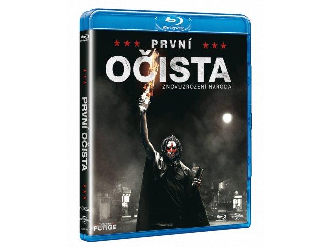 První Očista (Blu-ray)