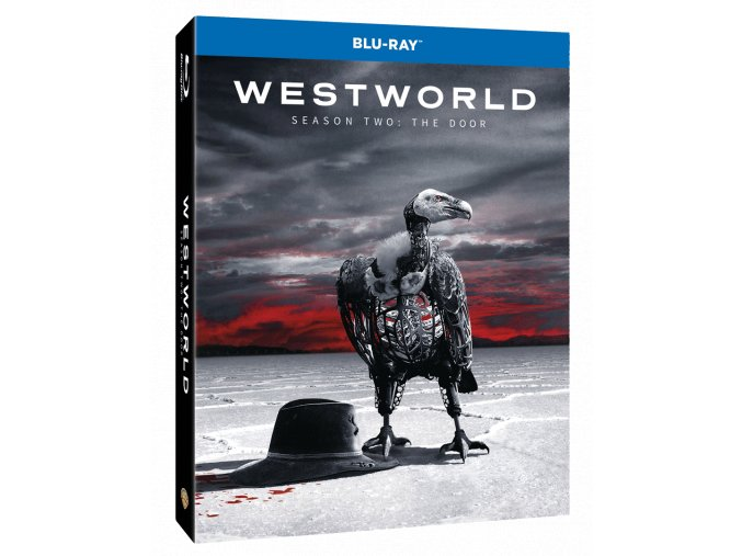 Westworld - 2. sezóna (3x Blu-ray)