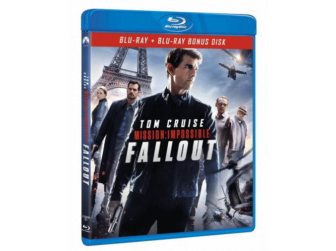 Mission: Impossible - Fallout (2x Blu-ray)