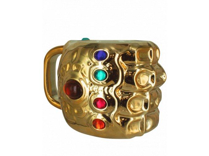 Hrnek Marvel: Thanova pěst (600 ml)