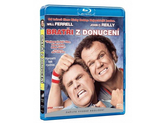 Bratři z donucení (Blu-ray)