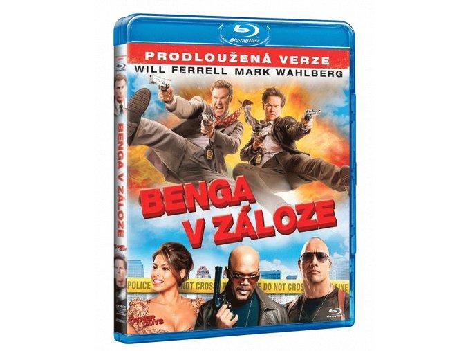 Benga v záloze (Blu-ray, Prodloužená verze)