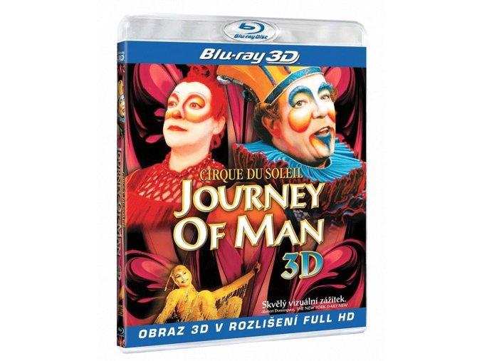 Cirque du Soleil: Journey of Man 3D (Blu-ray 3D/2D)