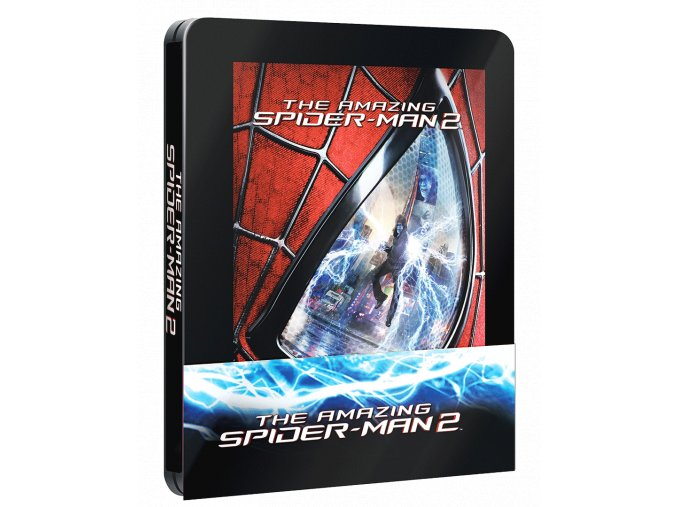 Amazing SpideBlu-ray 2D, Steelbook)