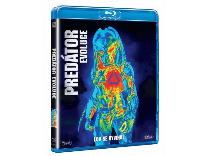 Predátor: Evoluce (Blu-ray)