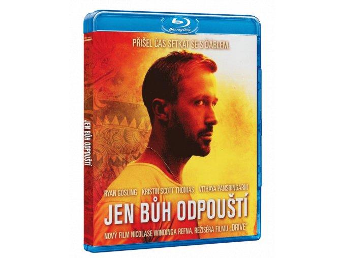 Jen Bůh odpouští (Blu-ray)