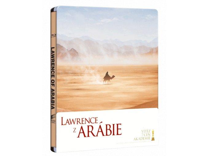 Lawrence z Arábie (Blu-ray, Pop Art Steelbook)