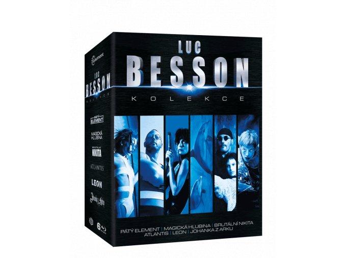 Kolekce Luca Bessona