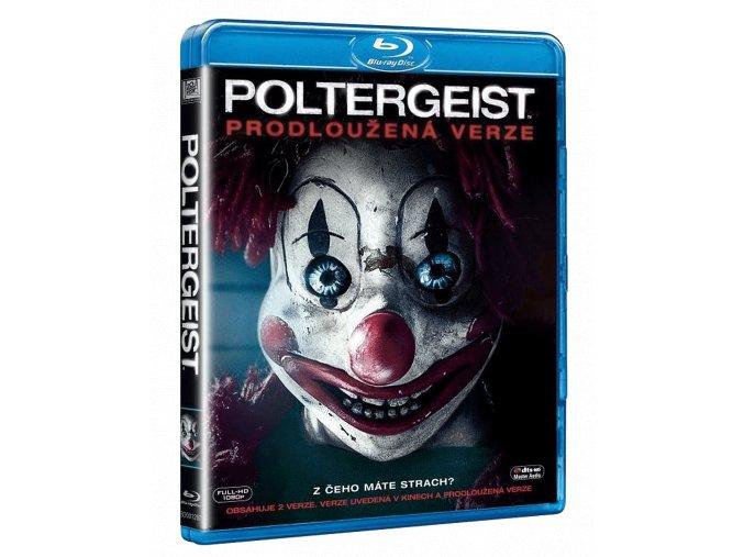 Poltergeist (2015, Blu-ray)