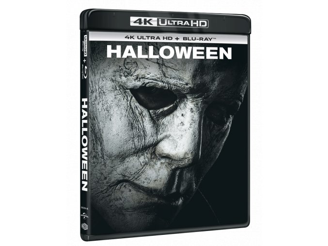 Halloween (2018, 4k Ultra HD Blu-ray + Blu-ray)