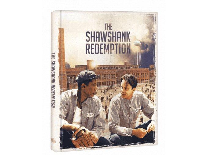 Vykoupení z věznice Shawshank  (Mediabook)