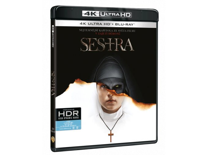 Sestra (4k Ultra HD Blu-ray + Blu-ray)