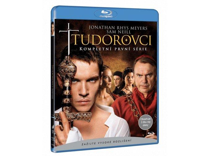 Tudorovci - 1.sezóna (Blu-ray)