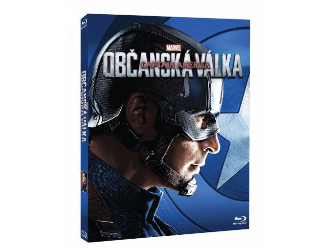 Captain America: Občanská válka  (Captain America rukávek)