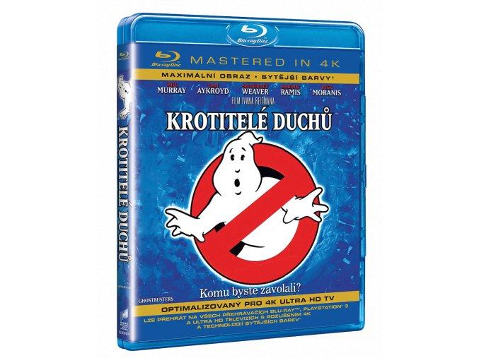 Krotitelé duchů (1984, Blu-ray, Mastered in 4k)