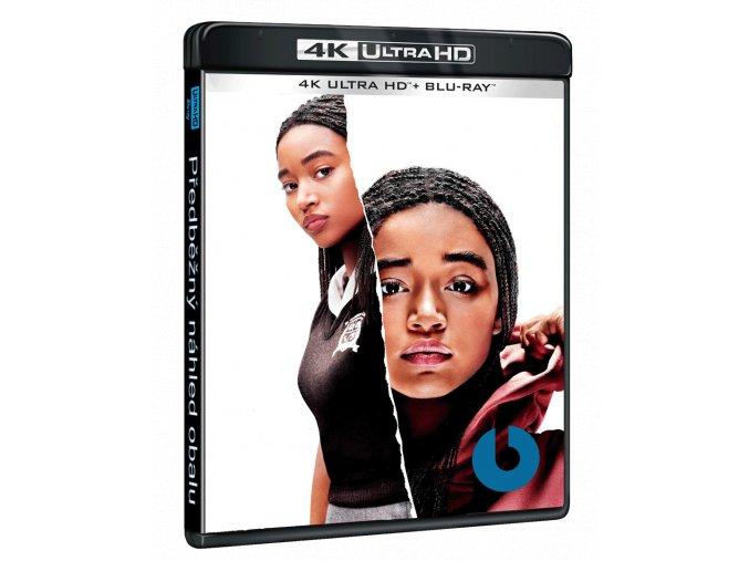 Nenávist, kterou jsi probudil (4k Ultra HD Blu-ray + Blu-ray)