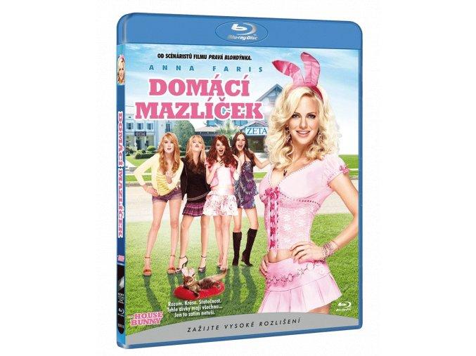 Domácí mazlíček (Blu-ray)