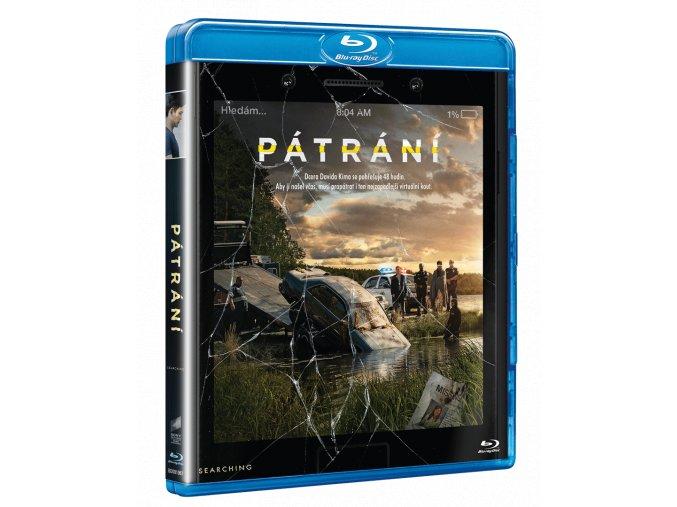 Pátrání (Blu-ray)