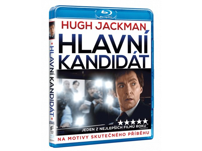 Hlavní kandidát (Blu-ray)