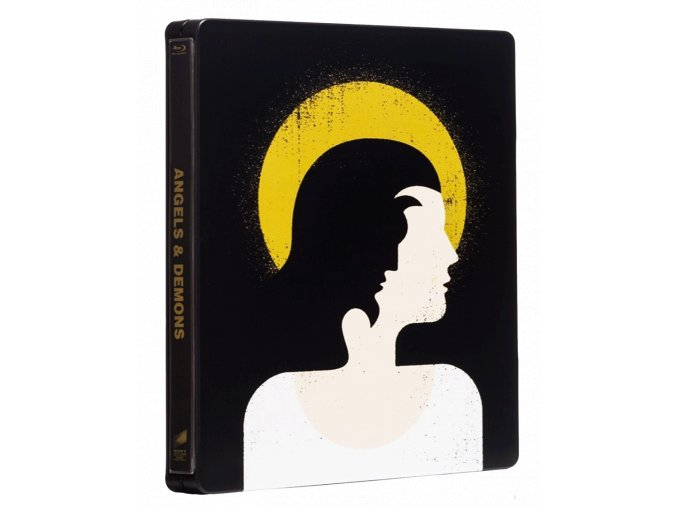 Andělé a démoni (Blu-ray, Pop Art steelbook)
