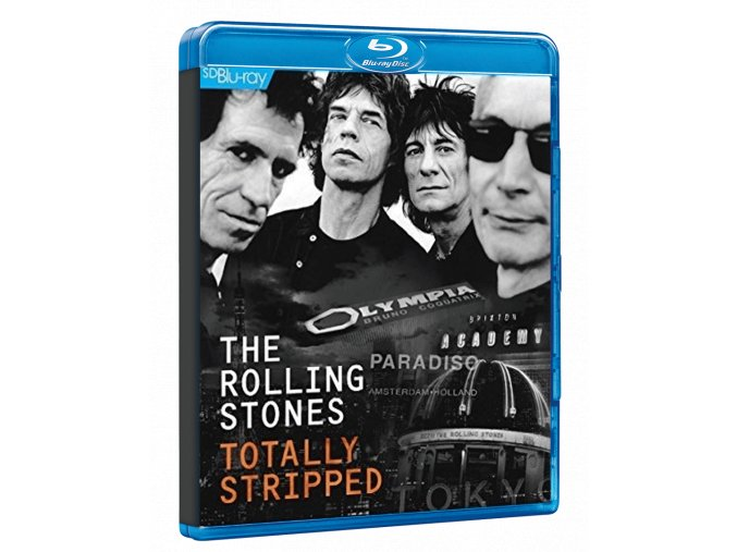 Rolling Stones: Totally Stripped (Blu-ray)