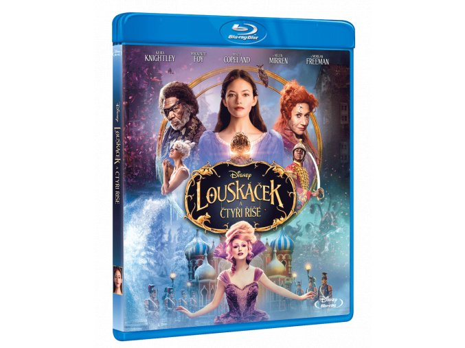 Louskáček a čtyři říše (Blu-ray)