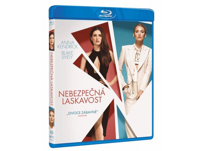 Nebezpečná laskavost (Blu-ray)