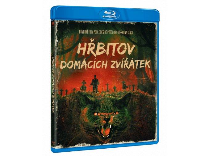 Hřbitov domácích zvířátek (1989, Blu-ray)