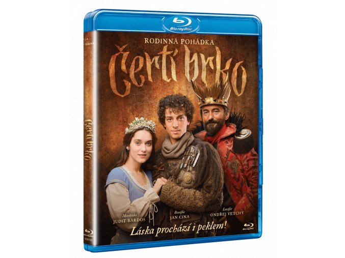 Čertí brko (Blu-ray)
