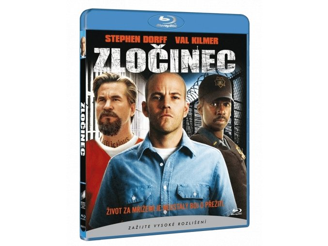 Zločinec (Blu-ray)