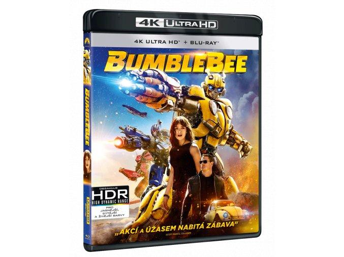 Bumblebee (4k Ultra HD Blu-ray + Blu-ray)