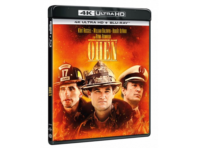 Oheň (4k Ultra HD Blu-ray + Blu-ray)