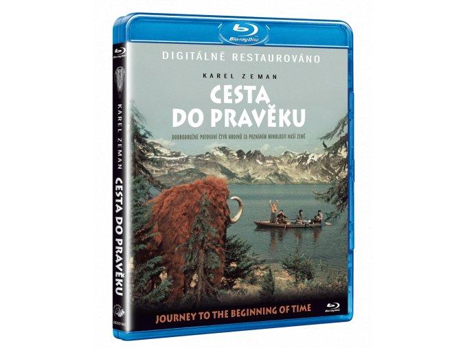 Cesta do pravěku (Blu-ray)